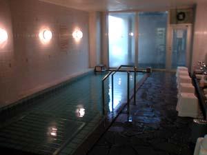 銀泉閣の内湯
