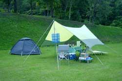天塩川温泉キャンプ場
