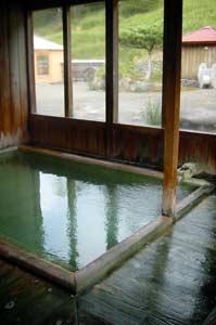 野中温泉ユースホステル