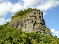 遠軽がんぼう岩